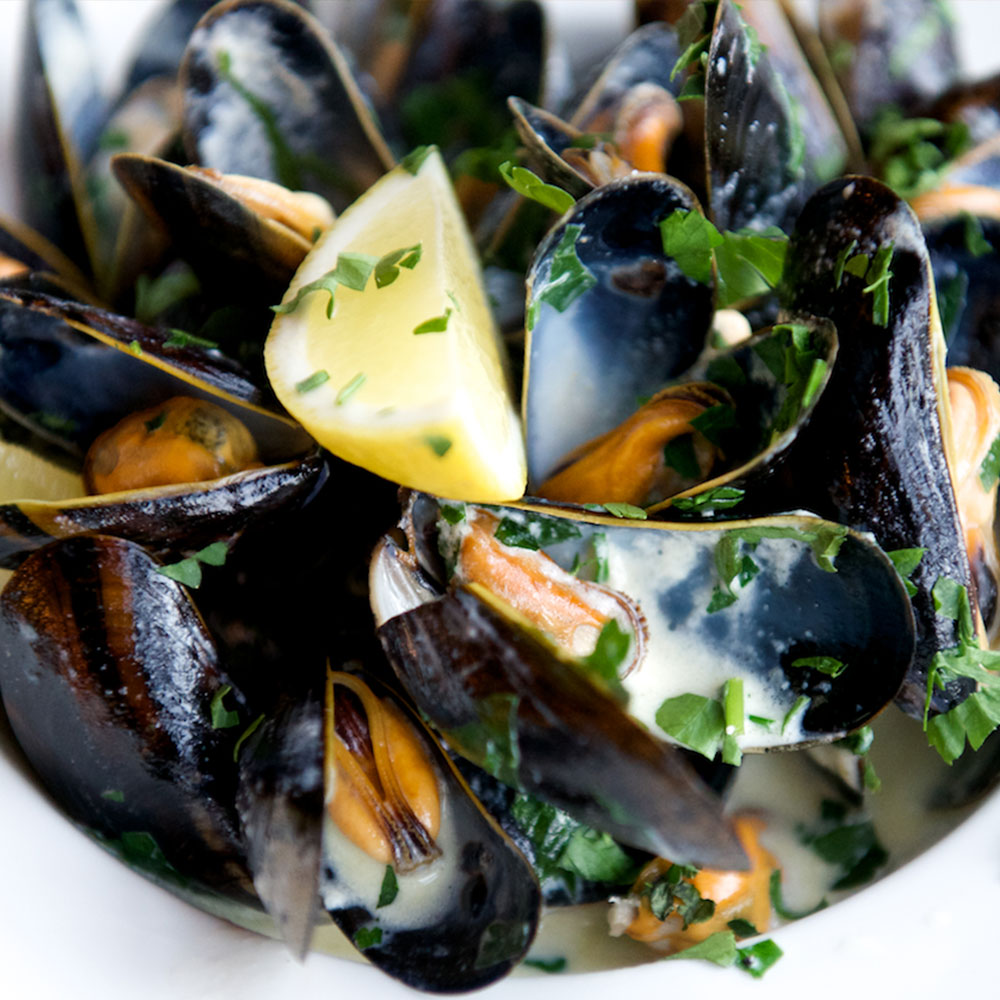 Mussels event